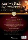 Najważniejsze opinie, stanowiska, uchwały Krajowej Rady Sądownictwa podjęte w okresie: 30.06.–30.09.2009 r.