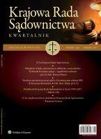 25 lecie Krajowej Rady Sądownictwa